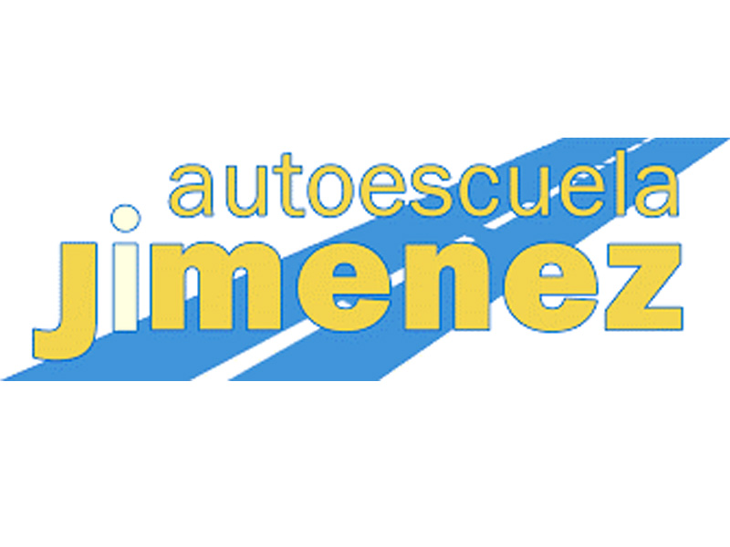 Logo Autoescuela Jiménez