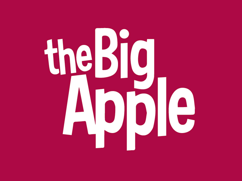 Logo The Big Apple