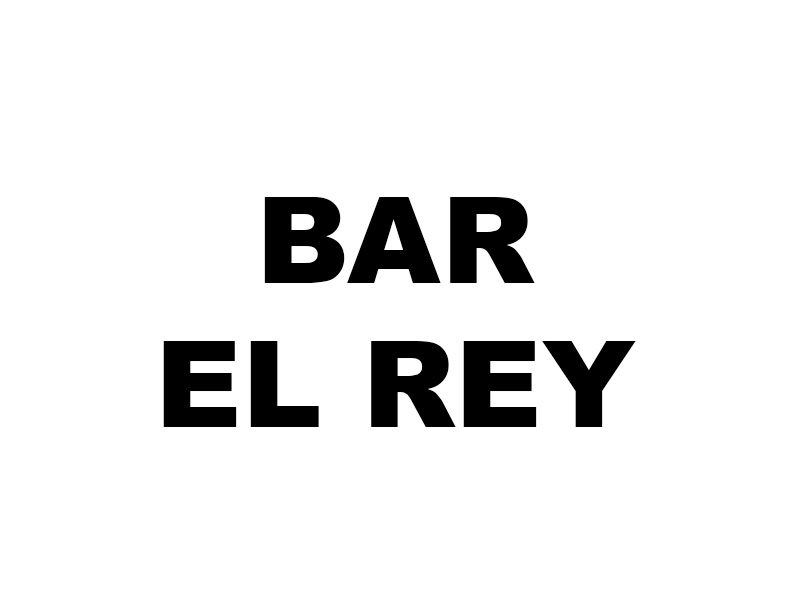 Logo Bar El Rey