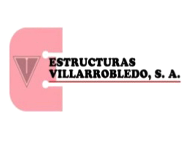 Logo Estructuras Villarrobledo