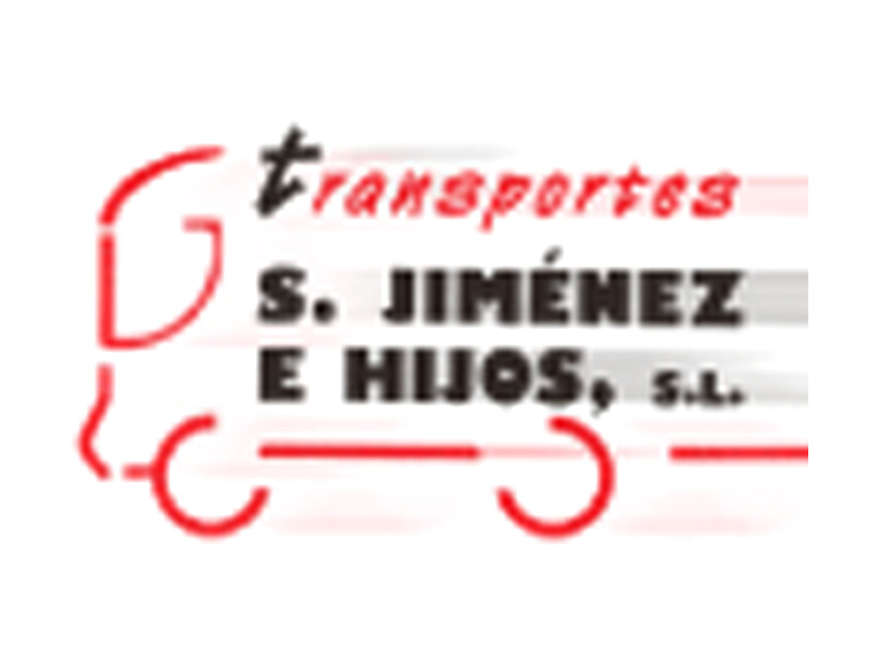 Logo Transportes Santiago Jiménez e Hijos