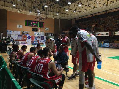 El CB Villarrobledo pierde ante el Albacete