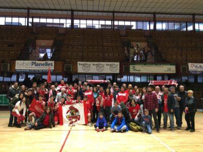 El junior masculino del CBV subcampeón de Castilla-La Mancha