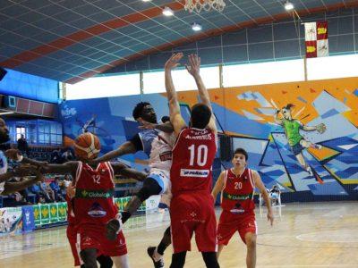 El CB Villarrobledo no cede en Zamora