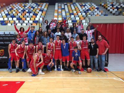 Buena representación del CBV en el Campeonato de España Junior