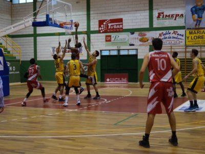 Primer partido en casa y primera victoria del CBV frente al Pardinyes Lleida