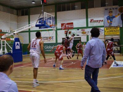 Un asombroso triple de Hailey sobre la bocina da la victoria al CBV frente al Real Murcia Baloncesto