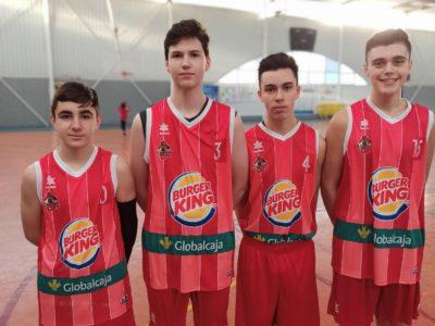 Burger King, nuevo patrocinador del Club Baloncesto Villarrobledo