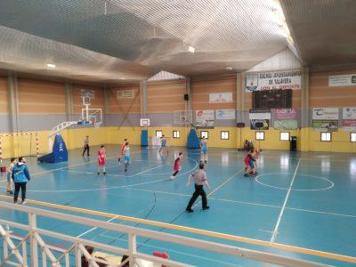 El cadete regional masculino gana esta jornada ante el Basket Talavera