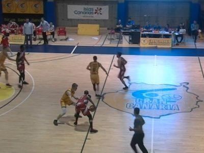 El CBV pierde frente a Gran Canaria en los últimos segundos
