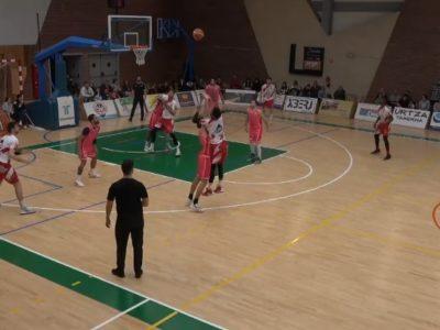 El Club Baloncesto Villarrobledo pierde en la prórroga ante el Zornotza Saskibaloi