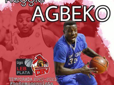 INCORPORACIÓN REGGIE AGBEKO