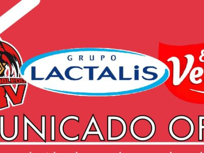 Comunicado Oficial: Patrocinador para el CB Villarrobledo