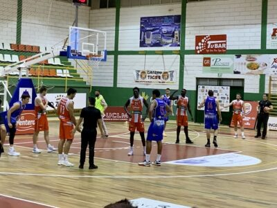 Cronica El Ventero CBV – Ibersol CB Tarragona. Leb Plata J1 2020-2021