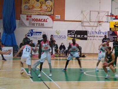 Crónica J3 Leb Plata Grupo Este: Fundación Globalcaja La Roda vs El Ventero CBV