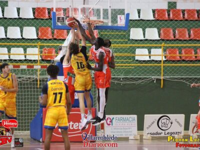Crónica J24 LEB Plata Este: El Ventero CBV vs Gran Canaria