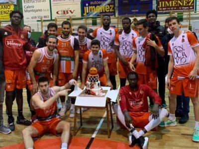 Crónica J26 LEB Plata Este: El Ventero CBV vs Enerparking Basket Navarra